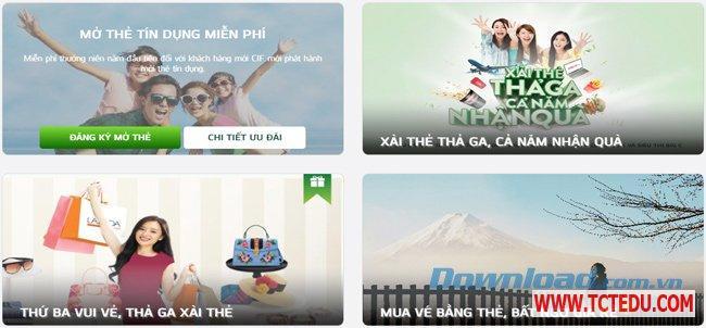 Dang ky the ATM Online 1 Trang chu Hướng dẫn mở thẻ ATM, đăng ký tài khoản ATM Online